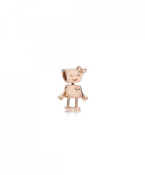 Pandora Rose Bella Bot Joia Conta Mulher 787141EN160