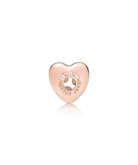 Pandora Essence Rose Follow Your Heart Joia Conta Separador Mulher 787282