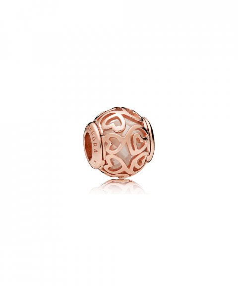 Pandora Rose Hearts Filigree Joia Conta Mulher 787348CZ
