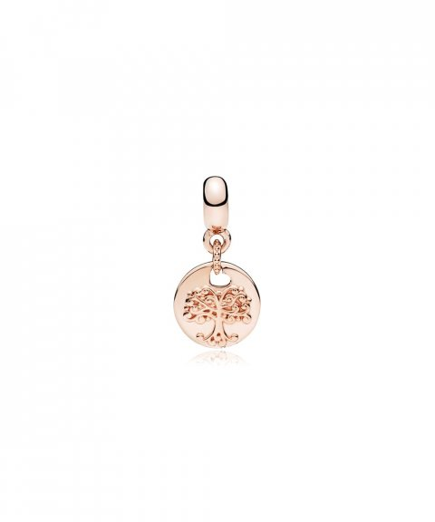 Pandora Essence Rose Family Roots Joia Conta Pendente Pulseira Mulher 787646