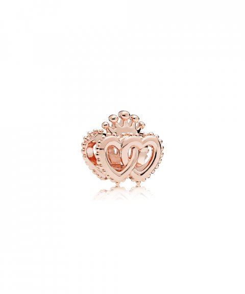 Pandora Rose United Regal Hearts Joia Conta Mulher 787670