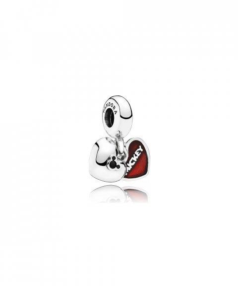 Pandora Disney Mickey and Minnie Joia Conta Pendente Pulseira Mulher 791441NCK