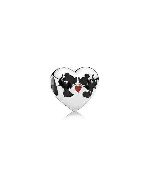 Pandora Disney Mickey and Minnie Kiss Joia Conta Mulher 791443ENMX
