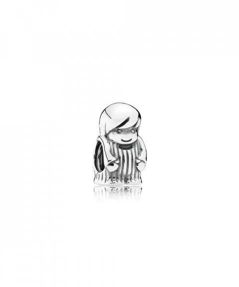 Pandora Precious Boy Joia Conta Mulher 791530