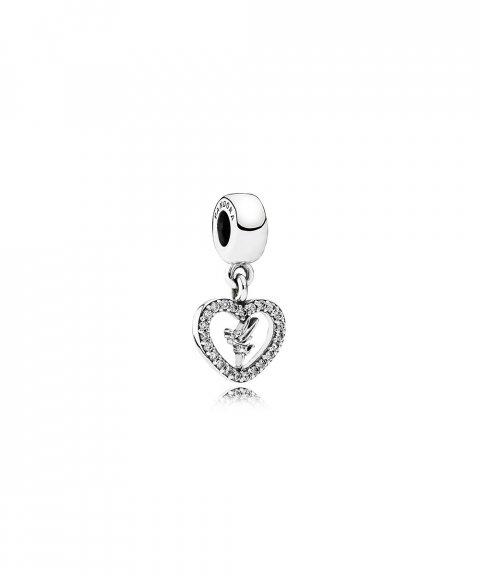 Pandora Disney Love Tinkerbell Joia Conta Pendente Pulseira Mulher 791565CZ