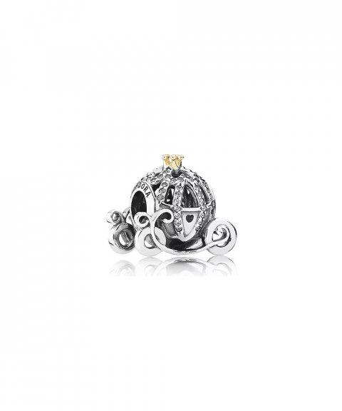 Pandora Disney Cinderella´s Pumpkin Coach Joia Conta Mulher 791573CZ