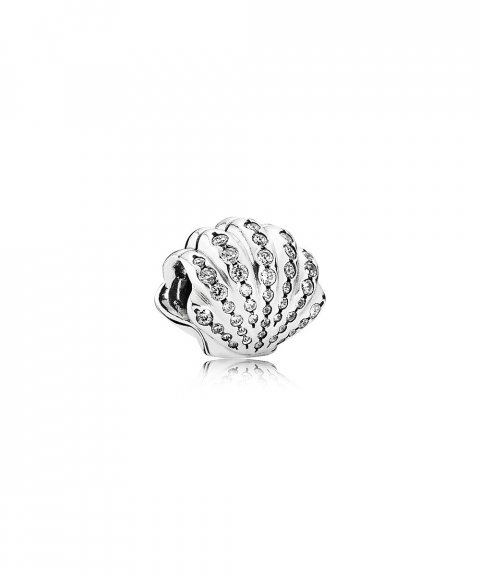Pandora Disney Ariel´s Shell Joia Conta Mulher 791574CZ