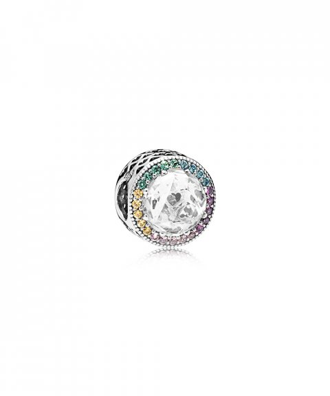 Pandora Radiant Hearts Multi-Colour Joia Conta Mulher 791725CZMX