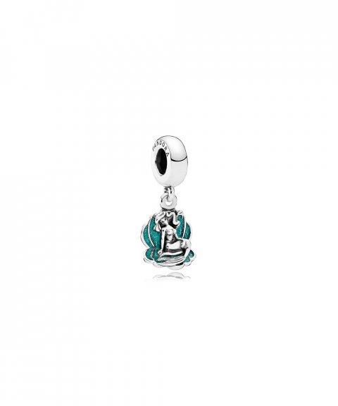 Pandora Disney Ariel and Sea Shell Joia Conta Pendente Pulseira Mulher 791895EN111