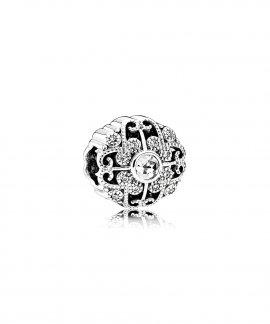 Pandora Fairytale Bloom Joia Conta Mulher 791961CZ