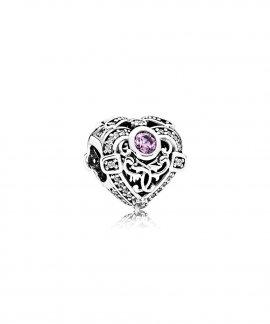 Pandora Opulent Heart Joia Conta Mulher 791964CZO