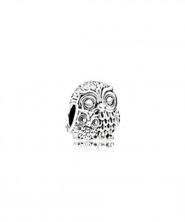 Pandora Charming Owls Joia Conta Mulher 791966