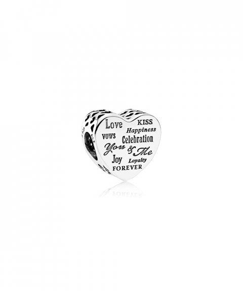 Pandora Celebration Heart Joia Conta Mulher 792060