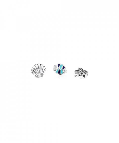 Pandora Tropical Paradise Petites Joia Acessório de Joia Mulher 792115CZ