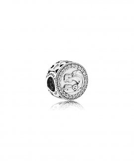 Pandora Disney Snow White Love´s First Kiss Joia Conta Mulher 792142CZ