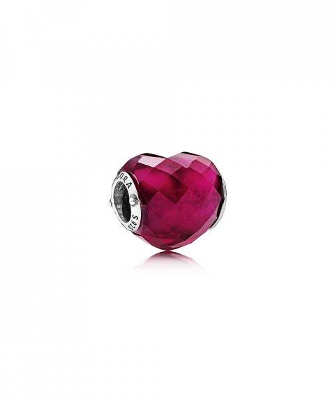 Pandora Shape of Love Fuchsia Joia Conta Mulher 796563NFR