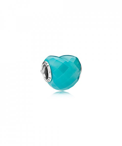 Pandora Shape of Love Blue Joia Conta Mulher 796563NSC