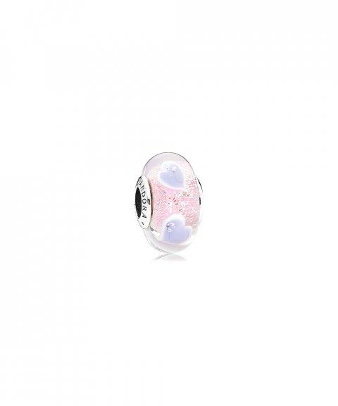 Pandora Plentiful Hearts Joia Conta Mulher 796599CZ