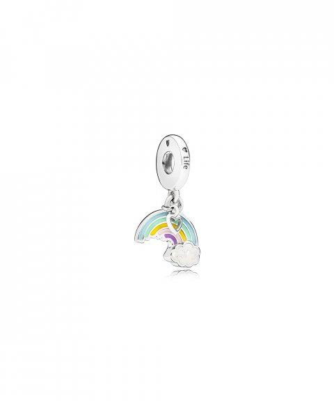 Pandora Rainbow of Love Joia Conta Pendente Pulseira Mulher 797016ENMX