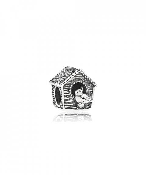 Pandora Spring Bird House Joia Conta Mulher 797045