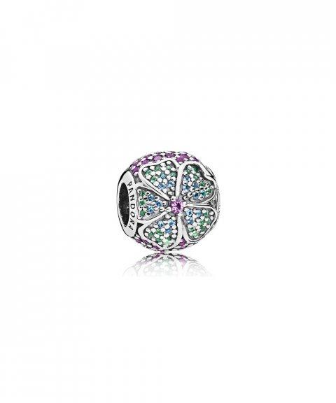 Pandora Glorious Blooms Joia Conta Mulher 797067NRPMX