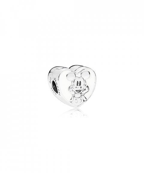 Pandora Disney Vintage Mickey Joia Conta Clip Mulher 797169EN12
