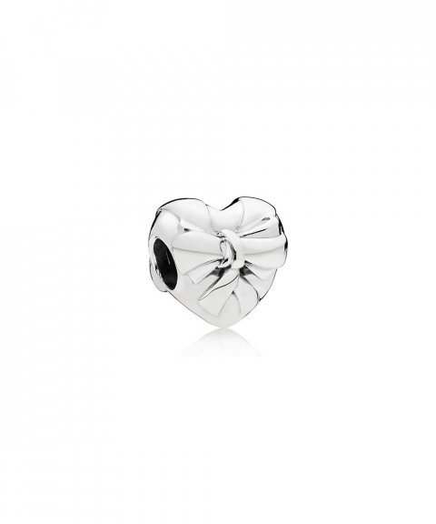 Pandora Brilliant Heart Bow Joia Conta Mulher 797303
