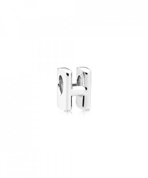 Pandora Letter H Joia Conta Mulher 797462