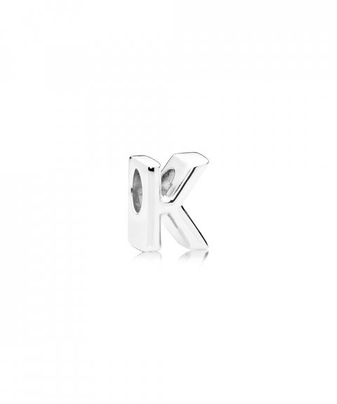 Pandora Letter K Joia Conta Mulher 797465