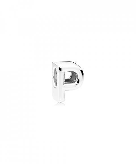 Pandora Letter P Joia Conta Mulher 797470