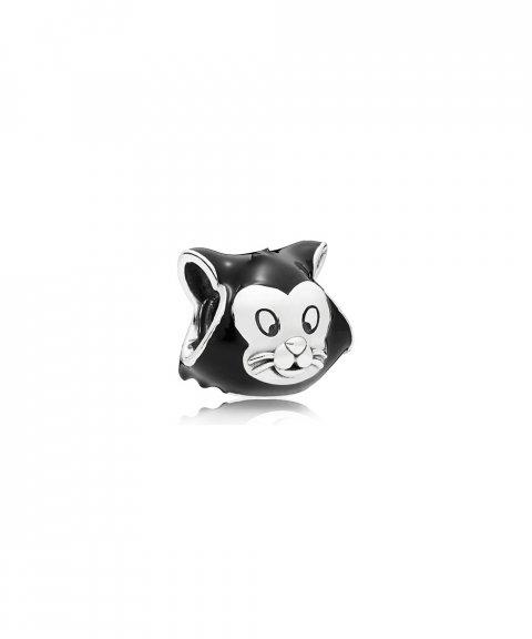Pandora Disney Figaro Joia Conta Mulher 797488EN16