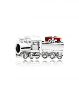 Pandora Christmas Train Joia Conta Mulher 797519EN27