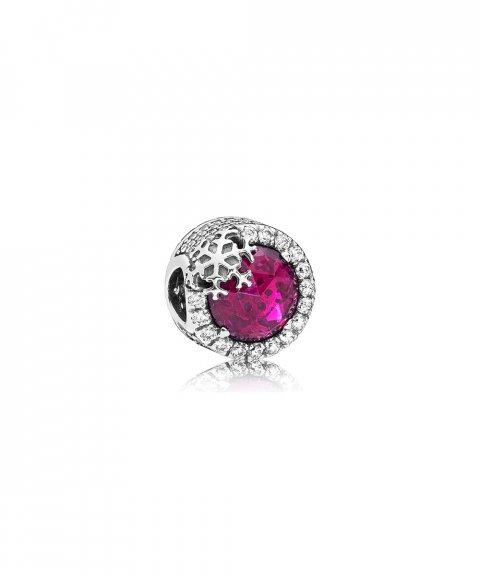Pandora Dazzling Snowflake Joia Conta Mulher 797555NCC