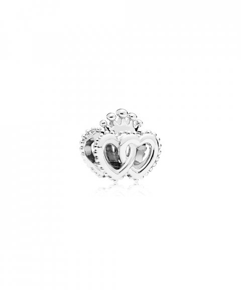 Pandora United Regal Hearts Joia Conta Mulher 797670