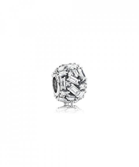 Pandora Chiselled Elegance Joia Conta Mulher 797746CZ