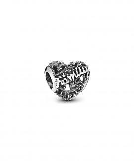 Pandora Family Heart Joia Conta Mulher 798571C00