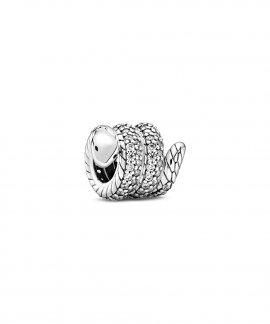 Pandora Sparkling Wrapped Snake Joia Conta Mulher 799099C01