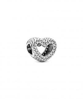 Pandora Snake Chain Pattern Joia Conta Mulher 799100C01