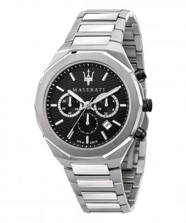 Maserati Stile Relógio Cronógrafo Homem R8873642004