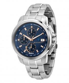 Maserati Successo Solar Relógio Cronógrafo Homem R8873645004