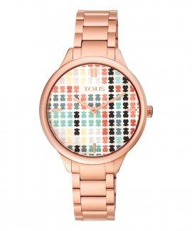 Tous Tartan Relógio Mulher 900350095