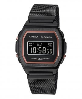 Casio Collection Vintage Iconic Relógio A1000MB-1BEF