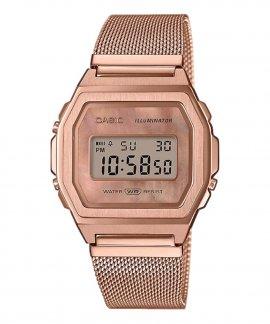 Casio Collection Vintage Relógio Mulher A1000MPG-9EF