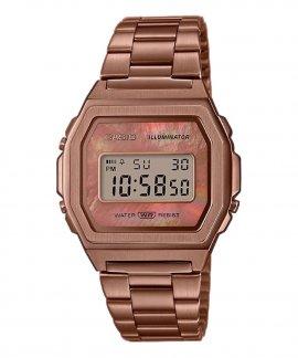 Casio Collection Vintage Relógio Mulher A1000RG-5EF