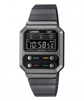 Casio Collection Vintage Edgy Relógio A100WEGG-1AEF