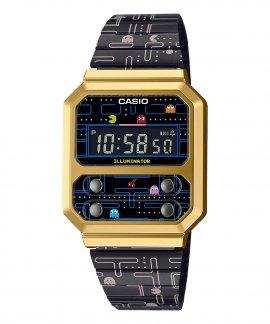 Casio Collection Vintage Edgy x Pacman Relógio A100WEPC-1BER