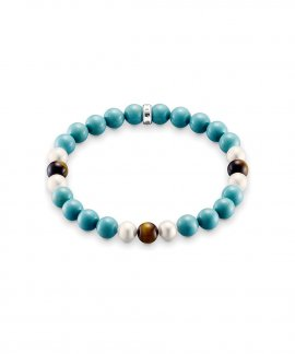 Thomas Sabo Ethnic Joia Pulseira Mulher A1559-937-17-L17