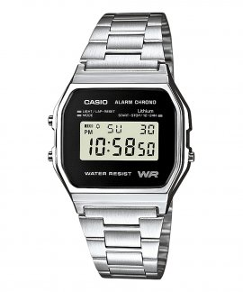 Casio Collection Retro Relógio A158WEA-1EF