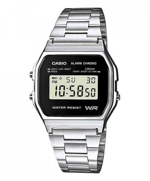 Casio Collection Retro Relógio A158WEA-1EF