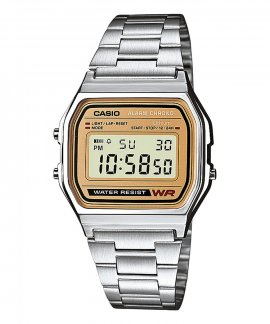 Casio Collection Retro Relógio A158WEA-9EF